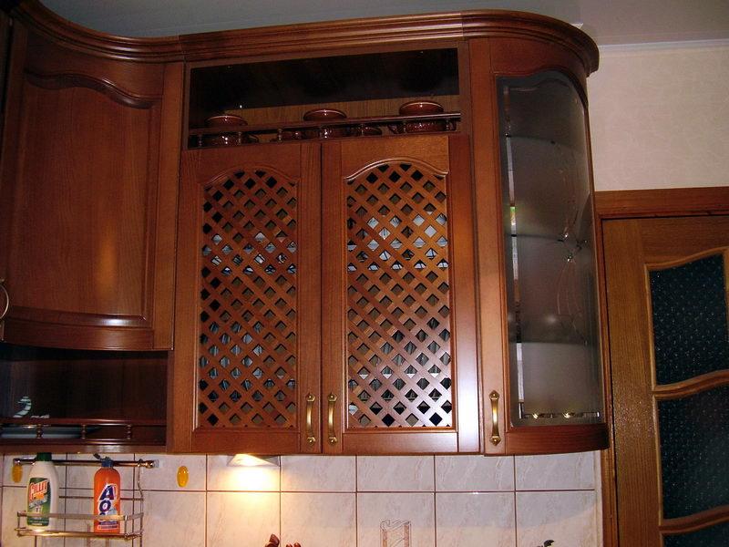 Дверцы на кухонный гарнитур своими руками 23